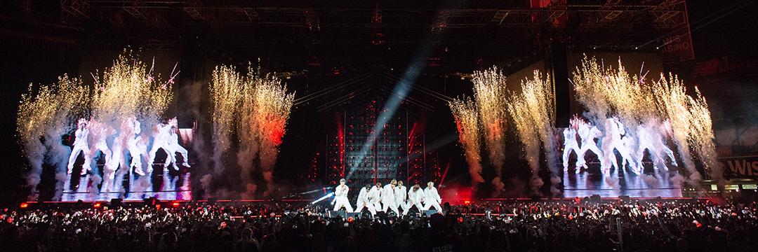Big Hit Entertainment ganti nama menjadi HYBE (Foto via ibighit.com)