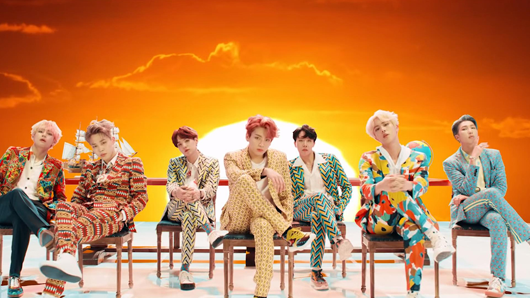 LOVE YOURSELF 結 'Answer'   BTS   Big Hit Entertainment