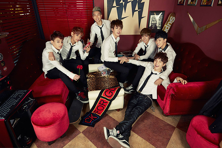 SKOOL LUV AFFAIR | BTS | Big Hit Entertainment