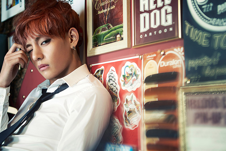SKOOL LUV AFFAIR | BTS | Big Hit Entertainment